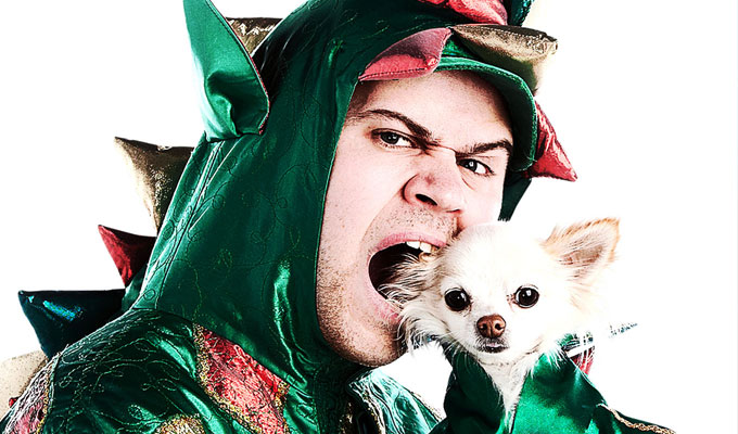 The Piff The Magic Dragon Show