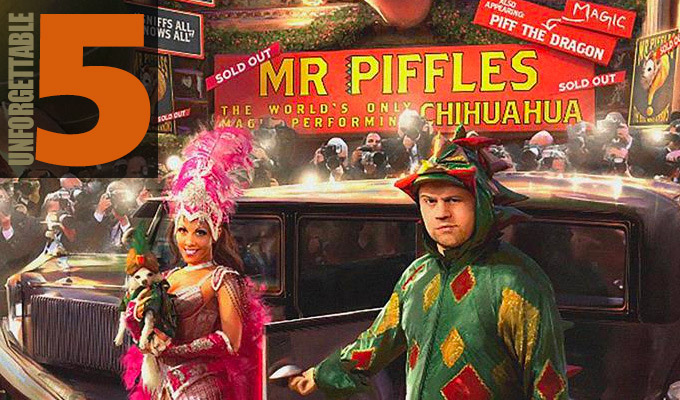 'The dragon suit made my grouchiness socially acceptable' | Piff The Magic Dragon recalls his most memorable gigs