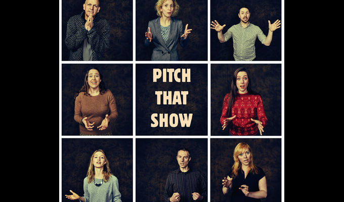 The Maydays: Pitch That Show | Gig review by Steve Bennett at the Brighton Fringe