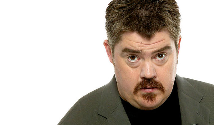 Phill Jupitus is Porky the Poet in Juplicity