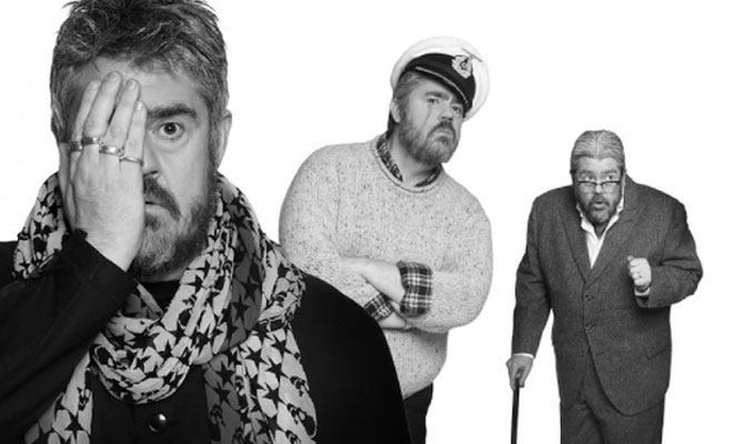 Phill Jupitus: You're Probably Wondering Why I've Asked You Here
