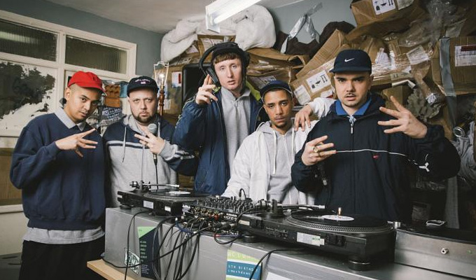 Kurupt FM back on air | Podcast for MC Grindah and Chabuddy G