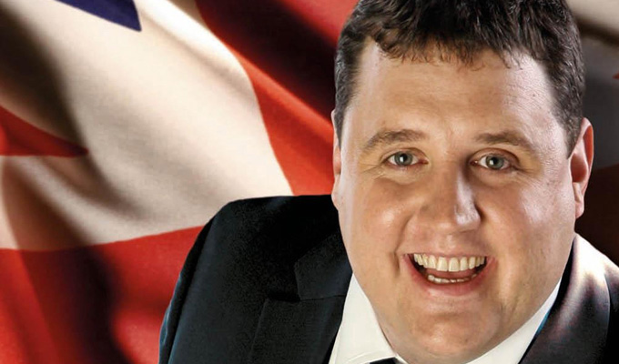 Peter Kay, DJ | Comic to host arena-sized 'dance-a-thon parties'