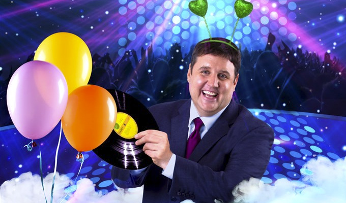 Peter Kay revives his Dance For Life | More charity discos for 2018