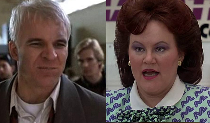 How many times does Steve Martin say the F-word in this car rental scene? | Try our Tuesday Trivia Quiz