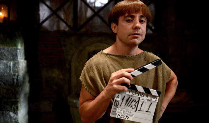 Filming starts on Plebs series 4 | ITV2 comedy to return in the spring