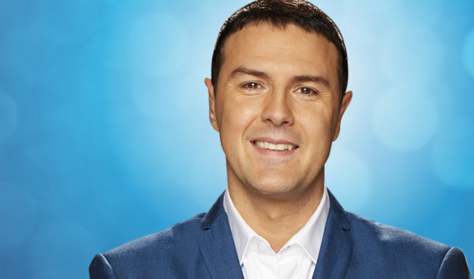 Paddy McGuinness: Daddy McGuinness Live
