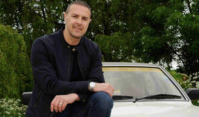 Paddy McGuinness to host Top Gear | ..alongside ex-crickete Andrew Flintoff