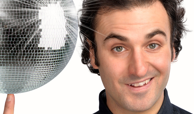 Patrick Monahan – The Disco Years
