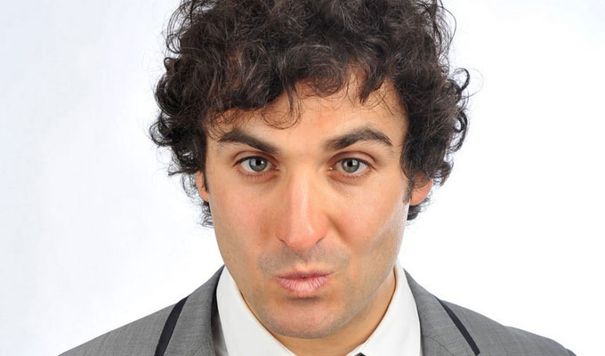 Patrick Monahan to make a Splash! | Comic joins ITV diving series