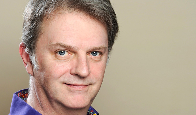 Paul Merton writes a movie | Comedy thriller now in development