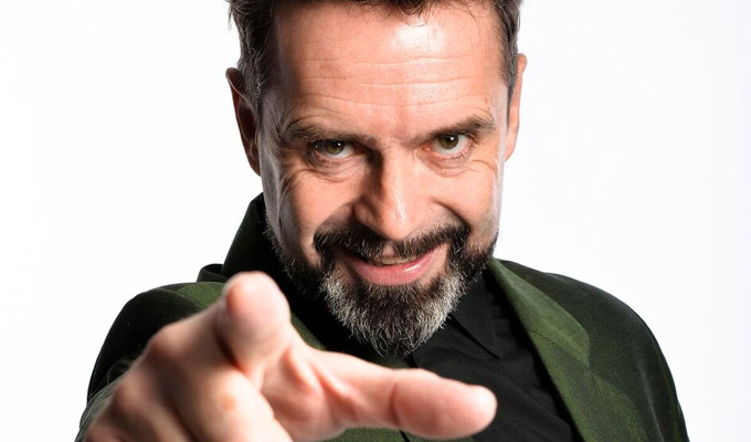 Phil Nichol – Original Review | Review by Steve Bennett