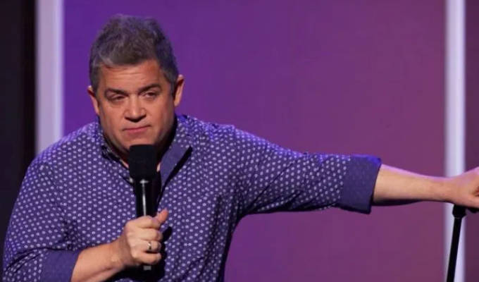 Patton Oswalt: I Love Everything | Netflix special reviewed by Steve Bennett