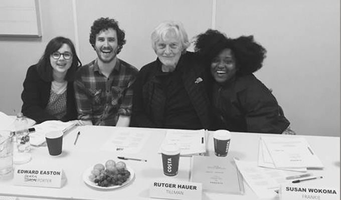 Rutger Hauer joins hospital sitcom Porters | Casting scoop for Dave comedy