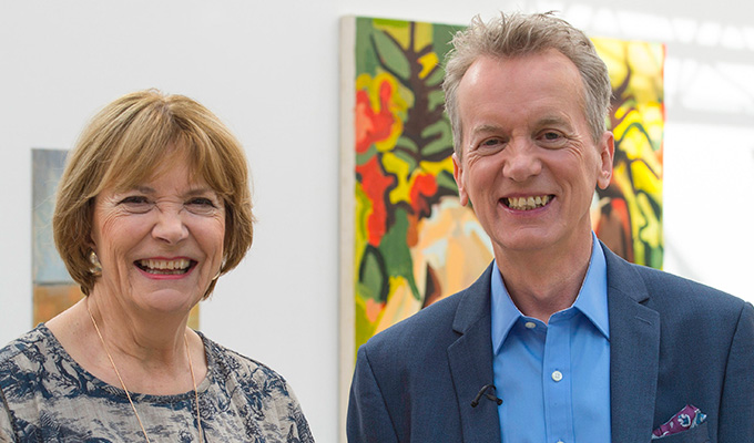 Out of the picture | Frank Skinner quits Sky Arts painting shows