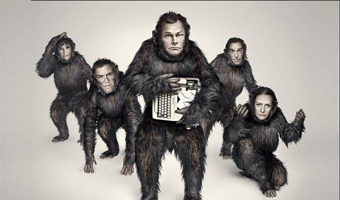 Jack Dee to star in Power Monkeys | Cast announced for C4's ultra-topical comedy