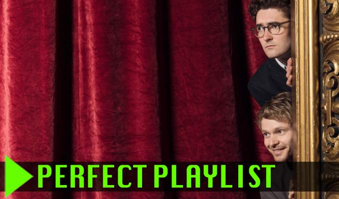 'I wish I could have seen the gigs where this routine failed' | The Pin pick their Perfect Playlist of comedy favourties