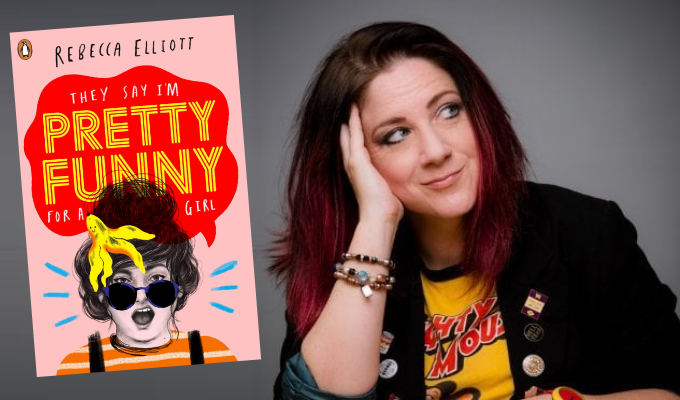 Pretty Funny by Rebecca Elliott | Book review by Steve Bennett