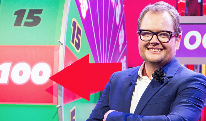 'It sounds like the most moronic show ever...' | Alan Carr on hosting The Price Is Right