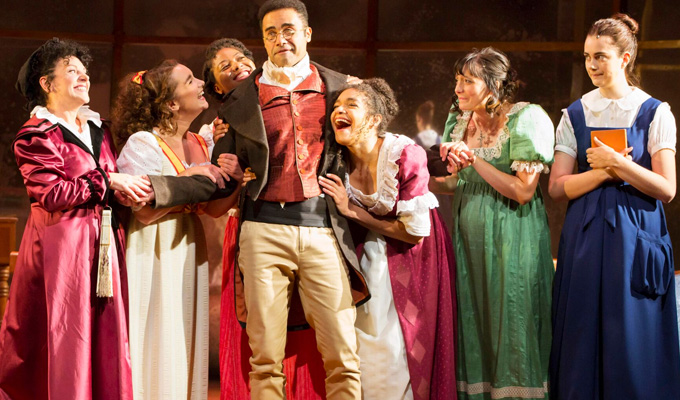 Pride and Prejudice | Review of Sara Pascoe's adaptation at the Nottingham Playhouse