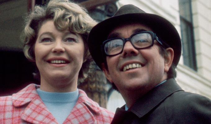 Out on DVD, Ronnie Corbett's 'forgotten' sitcom | Graham Chapman and Barry Cryer wrote The Prince Of Denmark