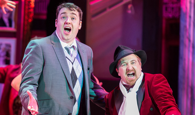The Producers | Review by Steve Bennett at the Palace Theatre, Manchester