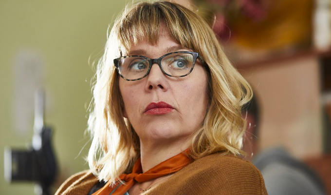 Kerry Godliman joins BBC's comedy about excluded pupils | PRU shows 'a world that isn't normally seen'