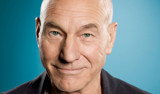 Patrick Stewart to host HIGNFY | As panel show returns for 53rd series