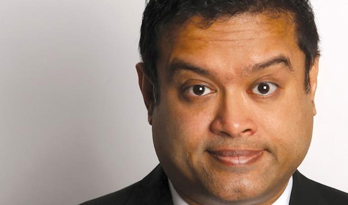 ITV conducts medical experiments on Paul Sinha | Comic diets for diabetes doc