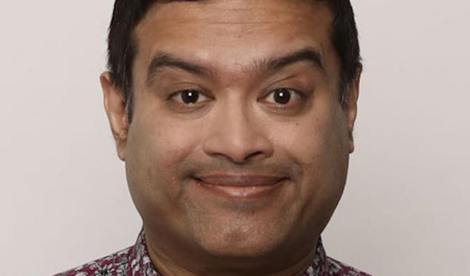 Paul Sinha: The Two Ages Of Man | Edinburgh Fringe review by Sophie Cartman