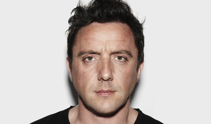 Serafinowicz to helm movie about a comedian