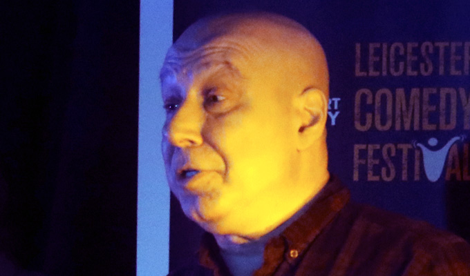 Oldie but goodie... | Pete Teckman wins Leicester's Silver Stand-up contest