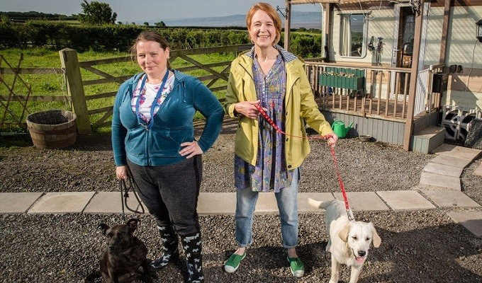 Puppy Love to return | Joanna Scanlan and Vicki Pepperdine to make a US version