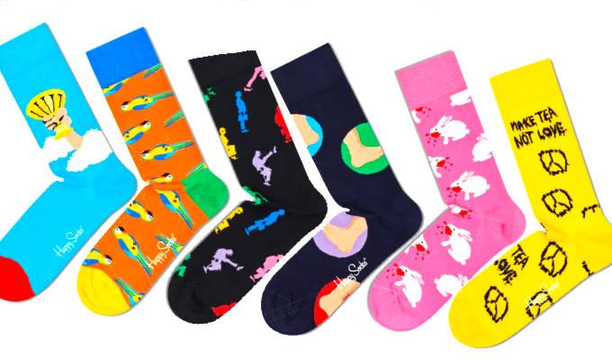 Monty Python socks