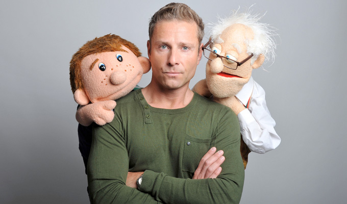 Paul Zerdin hits back over plagiarism claims | ''I have never claimed ownership of either concept, and their use is widespread'