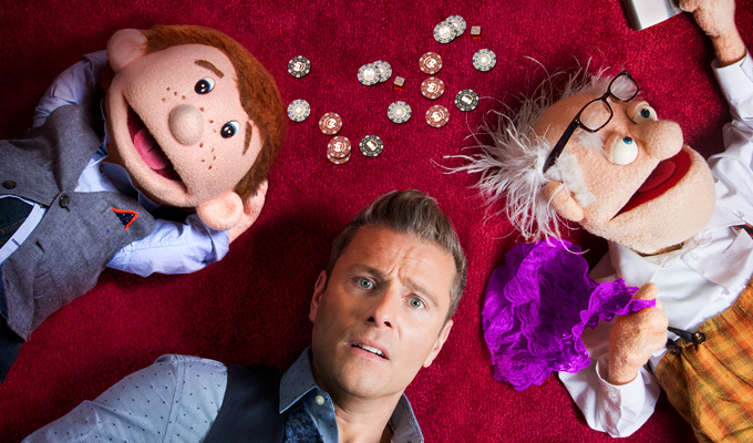 Paul Zerdin: All Mouth