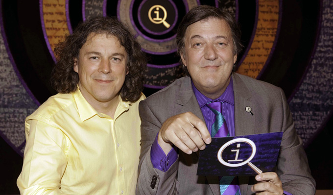 BBC budget cuts forced Stephen Fry off QI | ...so says Alan Davies