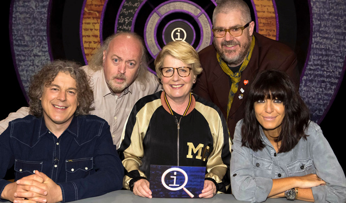 Who's on QI? | A guide the O series, starting on BBC Two on October 20