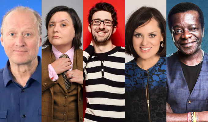 Comedians take over Radio 3 | To talk about their comic inspirations