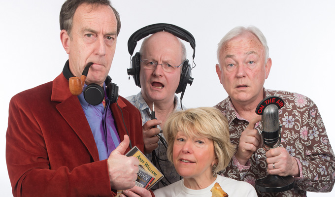 Radio Active to return to R4 | One-off to be taped at Edinburgh Fringe