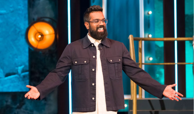 There's going to be a blank square where my mum should be... | Romesh Ranganathan on making The Ranganation remotely