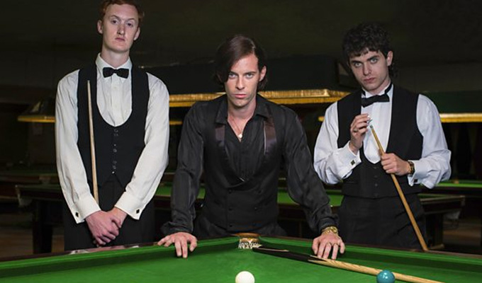 BBC iPlayer goes snooker loopy | First film is a comedy-drama about sport's golden era