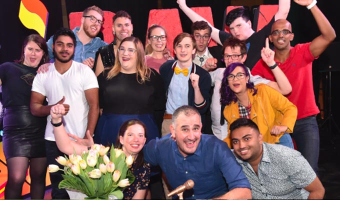 Raw Comedy national final 2019 | Gig review by Steve Bennett at the Melbourne International Comedy Festival