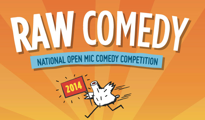 RAW Comedy National Grand Final 2014 | Melbourne International Comedy Festival review by Steve Bennett