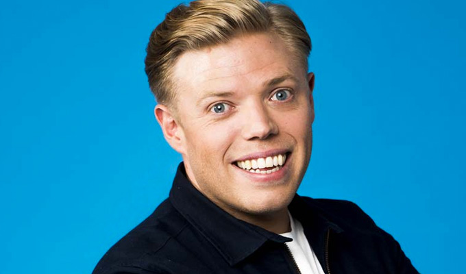 BBC One axes Rob Beckett show | End of the line for All Together Now