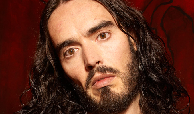 Russell Brand announces tour