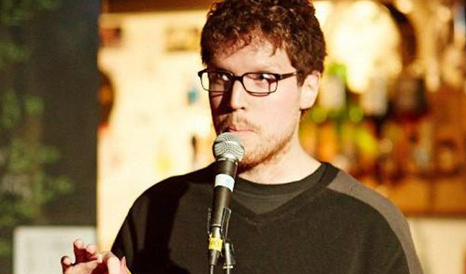 Richard Brown: This Is Not For You | Glasgow Comedy Festival review by Jay Richardson