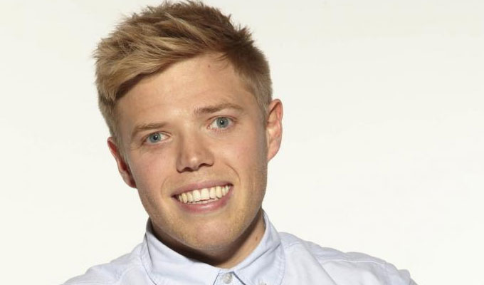 Rob Beckett to host BBC One singing show | Comic to be Mr Saturday Night....