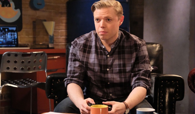 Rob Beckett to host E4 social media show | Offering a 'savage commentary' on the week's posts