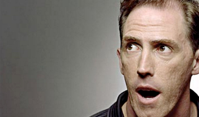 New BBC One show for Rob Brydon | But his talk show is axed